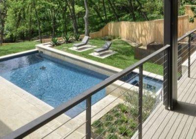 custom swimming pool designs - Austin Texas