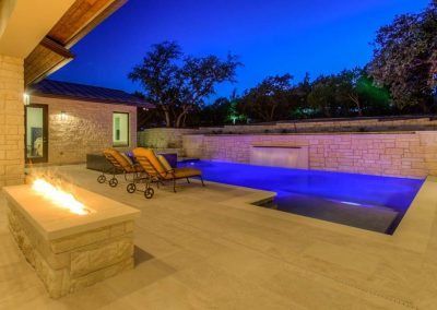 Custom Pools - Fire Pits - Luxury Outdoor Living - Austin Texas