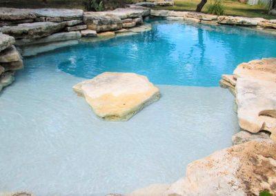 Custom Freeform Pool - Westbrook Pools - Photos