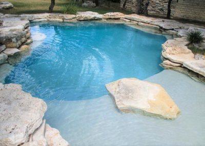 Custom Freeform Pool - Westbrook Pools - Portfolio