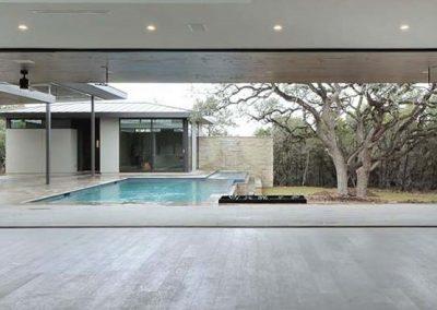 Custom Geometric Pool Photo - Westbrook Pools Austin