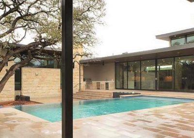 Custom Pool & Outdoor Living Areas - Austin Pool Builder Gallery
