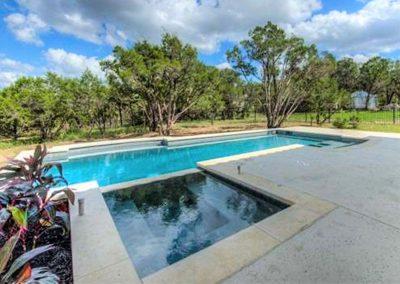 custom pool, spa - pool builder Austin Texas
